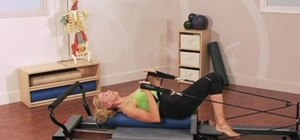 Improve your posture & balance with a Pilates Reformer