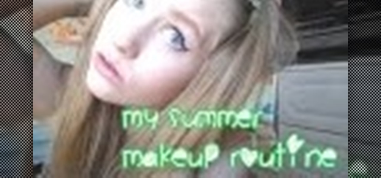 My Summer Makeup Routine