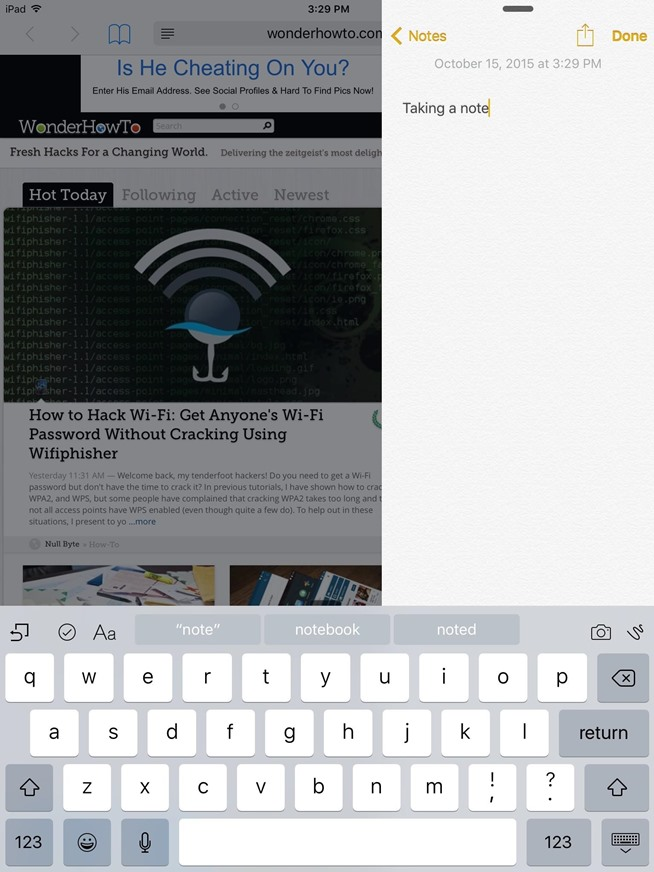 How to Get the Slide Over & Split View Features on Older iPads