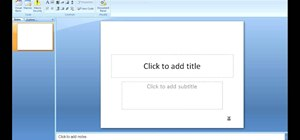Embed a YouTube video into MS Powerpoint 07