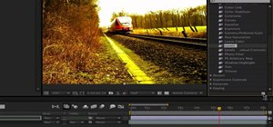 Create your own Presets in Adobe After Effects