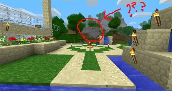 Minecraft Beautiful Garden minecraft: my uncle, the serial killer « load save :: wonderhowto