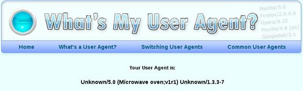 How to Hack Your Firefox User Agent to Spoof Your OS and Browser