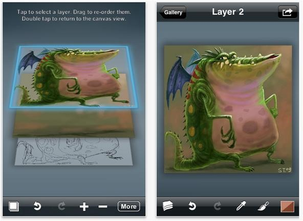 Making Art on Your iOS Device, Part 2: Painting
