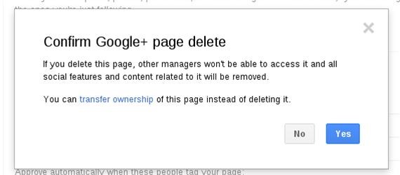 How to Really Delete Your Google+ Page