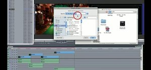 Export video from Final Cut Pro to Adobe After Effects