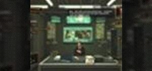 Earn 'The Last Straw' achievement in Deus Ex: Human Revolution on the Xbox 360