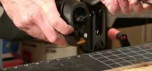 Use a Rockwell reciprocating saw