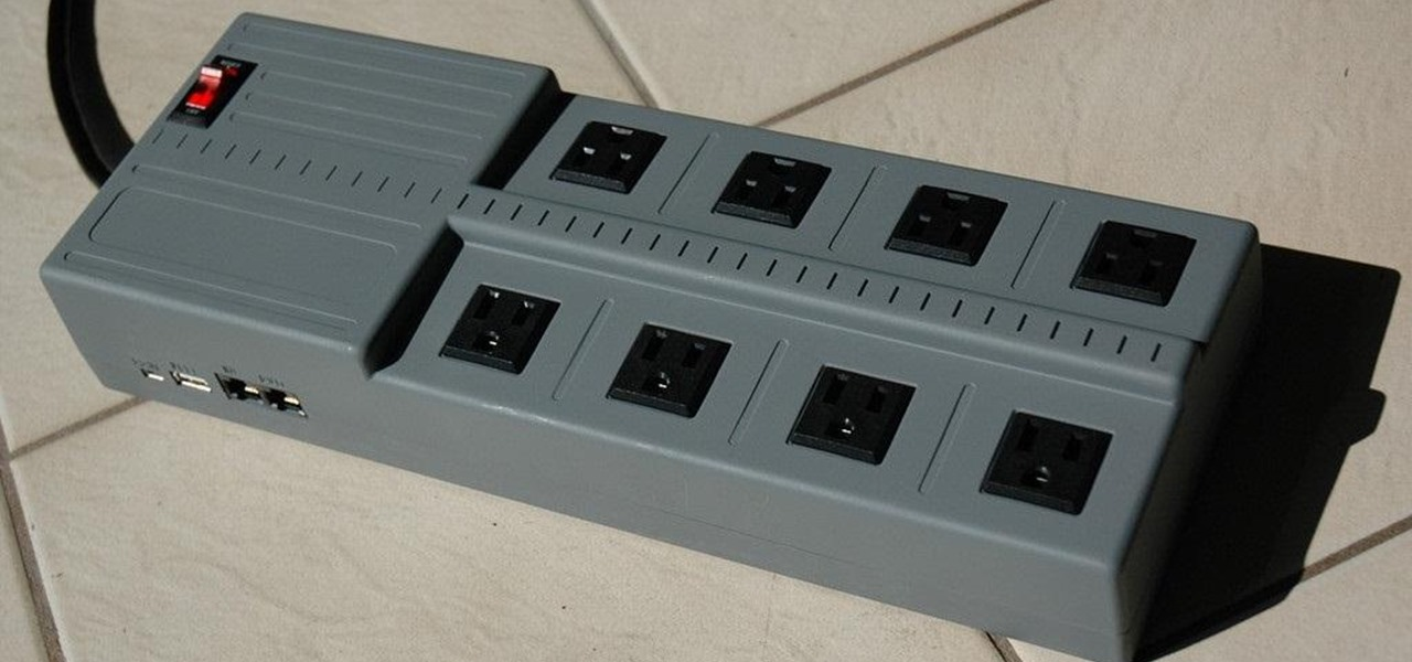 A Stealthy New Hack Tool Disguised as an Innocent Power Strip