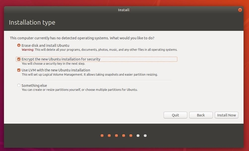 Linux Locking: Using Ubuntu as Your Primary Operating System, Part 1 (Physical Attack Defense)