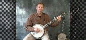 Play Roll in My Sweet Baby's Arm on the banjo