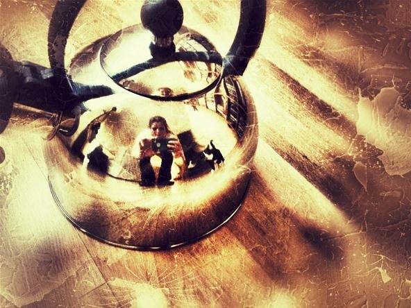 Reflection Challenge: Teakettle. and Pepper.