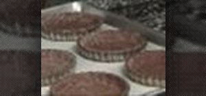 Make tart shells
