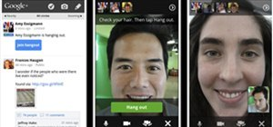 Hangout on Your Mobile Phone with Google+ & More