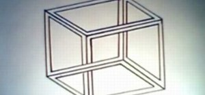 Draw M.C. Escher's impossible object