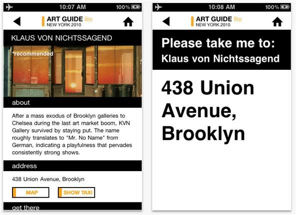 Making Art on Your iOS Device, Part 6: Museum, Gallery ... on nyc flatiron district map, broadway map, central park map, nyc garment district map, flat iron district map, empire state building map, the high line map, meatpacking map,