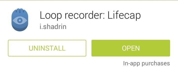 """Turn Your Samsung or Other Android Phone into a Personal """"Black Box"""" Audio Recorder"""