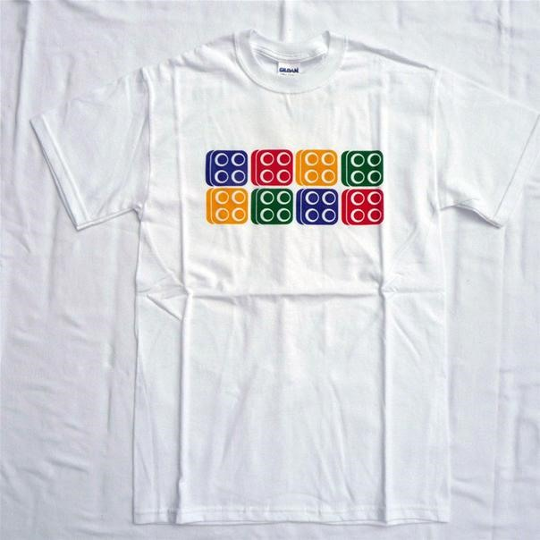 New LEGO inspired T-Shirts