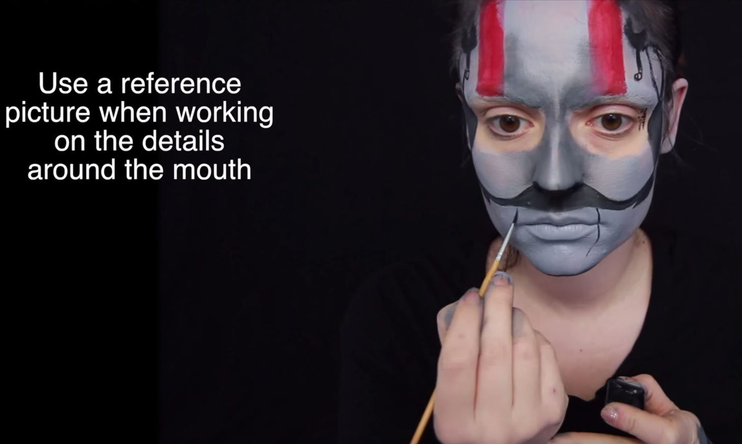 Make Your Own Ant-Man Costume with Nothing More Than Makeup