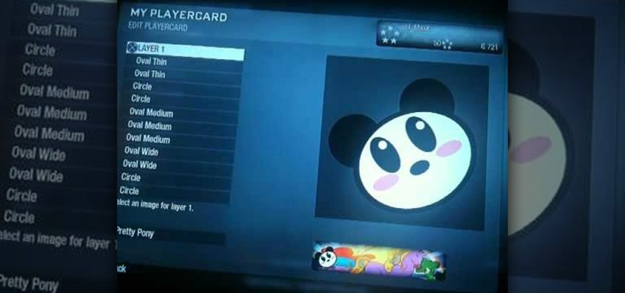 12 totally kickass emblem designs for call of duty black ops 2 and how to make a panda call of duty black ops player card emblem reheart Images
