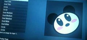 Make a Panda Call of Duty Black Ops player card / emblem