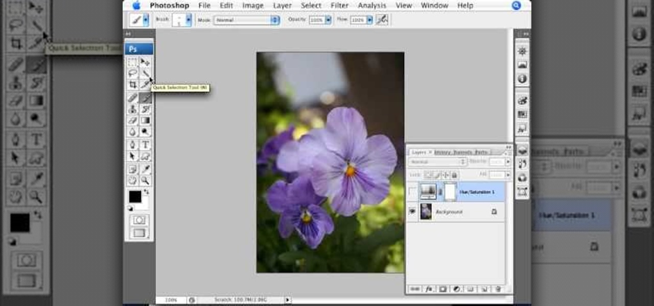 How To Simulate Hand Coloring In Photoshop Photoshop