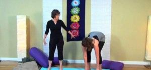 Do easy yoga poses