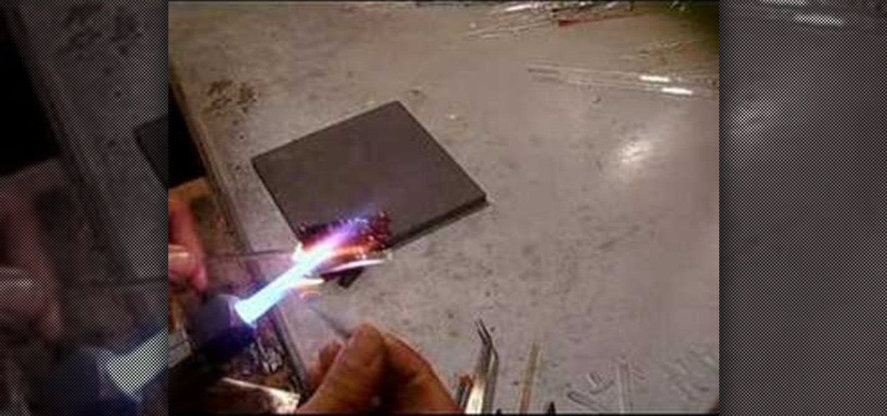 How to make a dichroic glass pendant glass crafts wonderhowto aloadofball Images