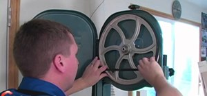 Install a band saw tire step by step