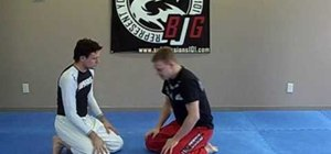 Do a Jiu Jitsu chess drill
