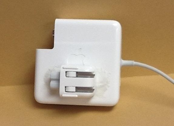 How to Never Lose the Detachable AC Plug to Your MacBook's Power Adapter Ever Again