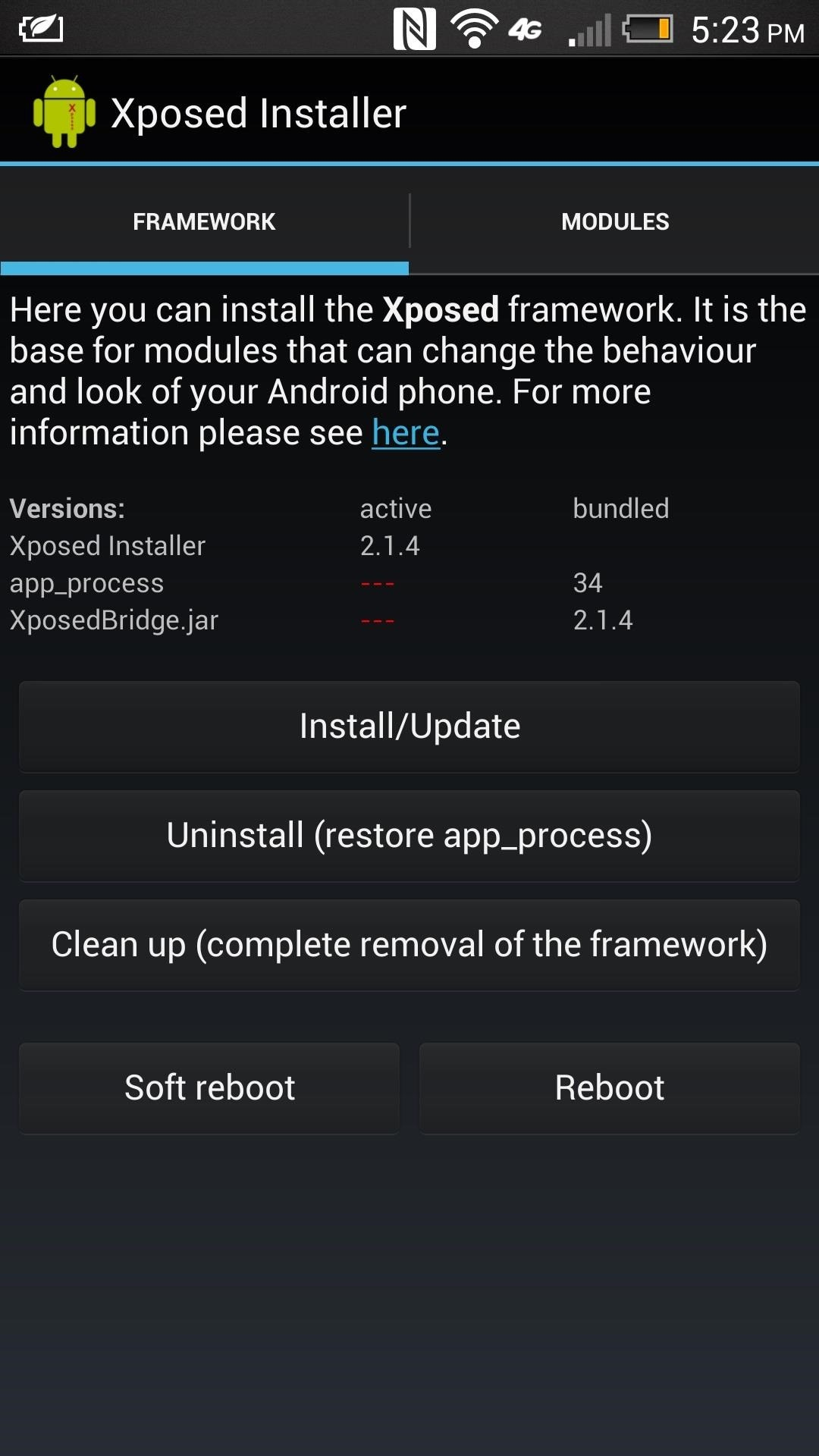 How to Install the Xposed Framework on Your HTC One to Easily Mod Your Phone