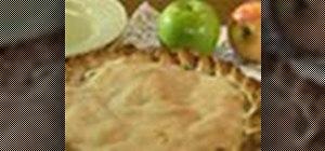 Make a delicious classic apple pie