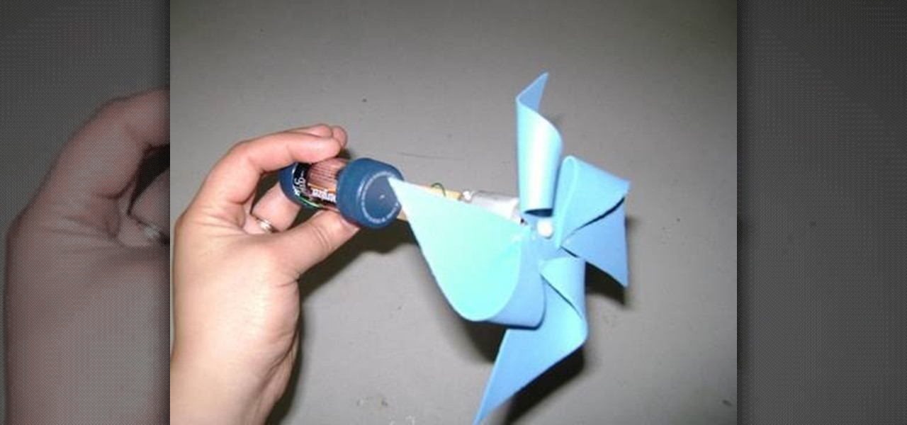 How to Make an Easy Origami Pinwheel or Windmill | 600x1280