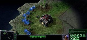 Use shortcut hot keys in StarCraft 2: Wings of Liberty