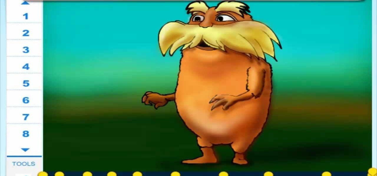 Draw the Lorax