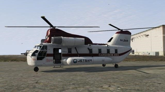 How to Purchase Your Very Own Cargobob Helicopter in GTA 5 Online
