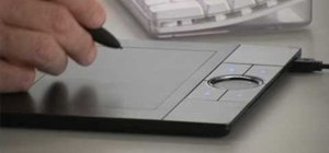 Decide between a Wacom Bamboo and Bamboo Fun pen tablet