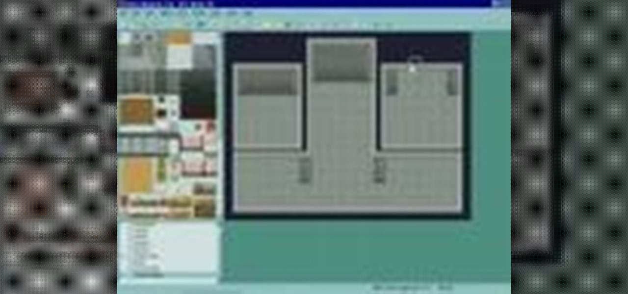 How to Use the Castle Dungeon tileset in RPG Maker XP (RMXP