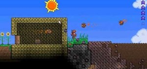 Find Floating Islands in Terraria