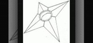 Draw Naruto weaponry