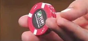 Do the Poker Chip Twirl flourish