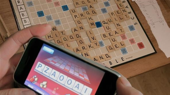 SCRABBLE Evolution: From Boards & Brew to Pockets & Programs to Cheats & Cheating