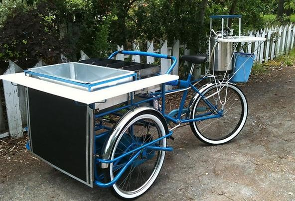 A Restaurant on Two Wheels: The DIY Taco Bike