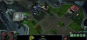 Find the awesome secret level hidden in StarCraft II