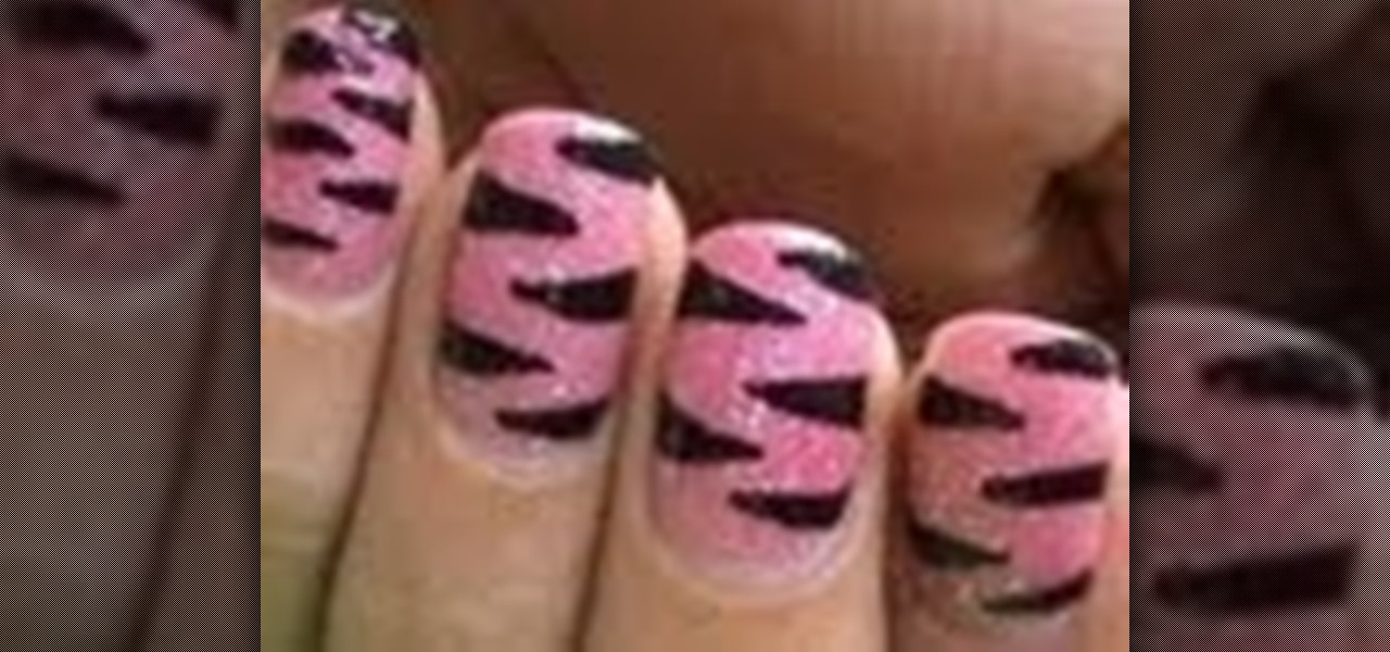 Do Pink Tiger Nails