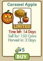 Farmville Halloween Theme