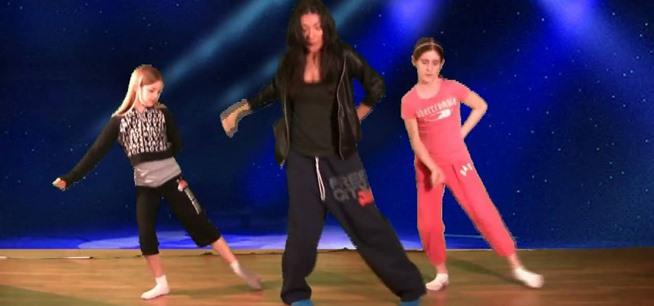 Learn chris brown forever dance moves