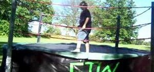 Make a Wrestling Ring