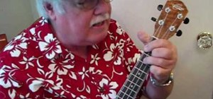 "Play ""Little Saint Nick"" by the Beach Boys on ukulele"